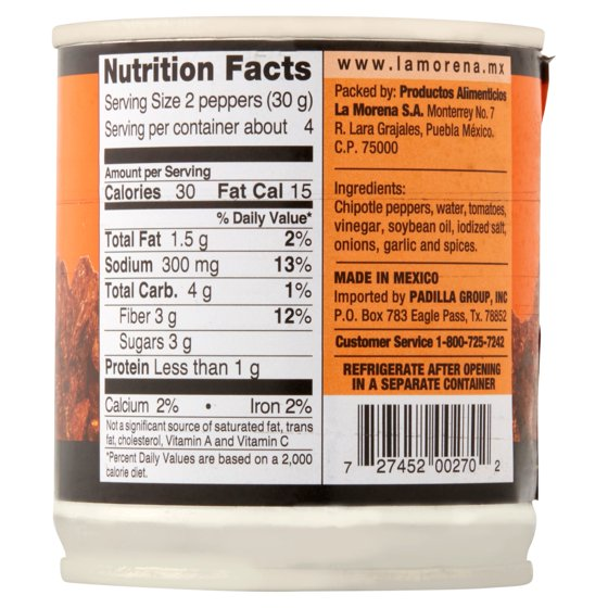 la morena chipotles in adobo ingredients.jpeg