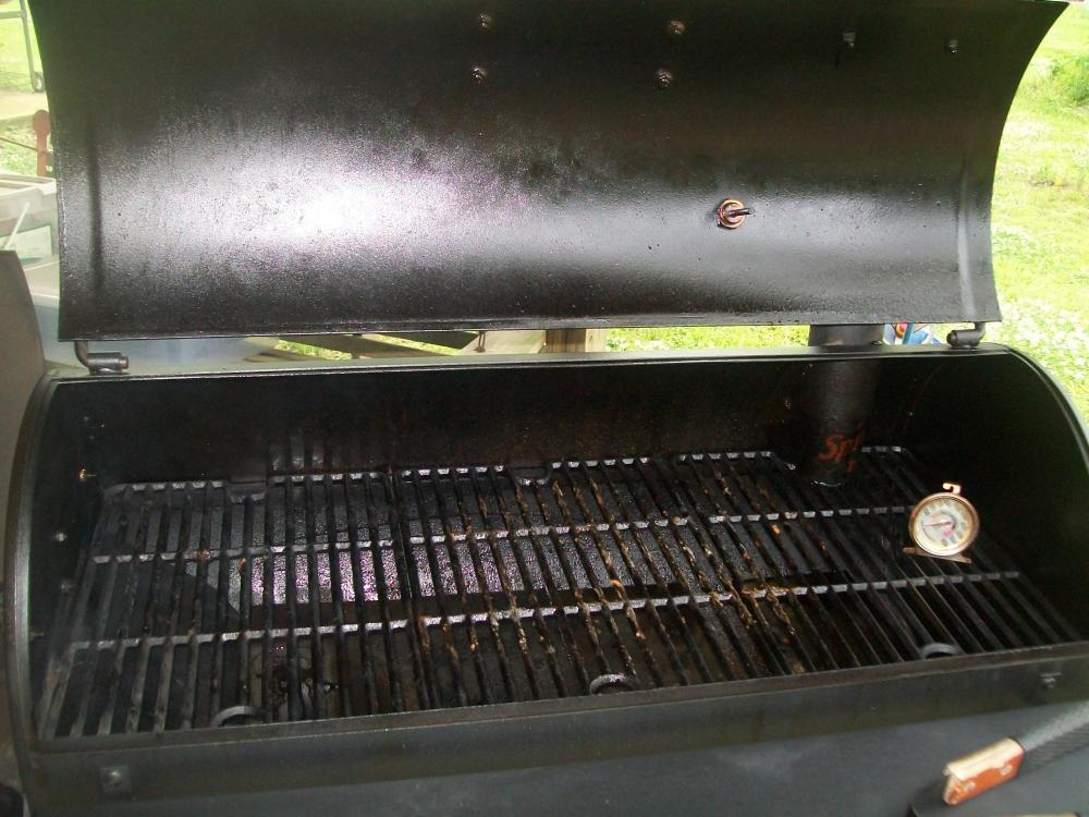 Cheap offset smoker upgrades - Grills and Smokers - The Hot Pepper