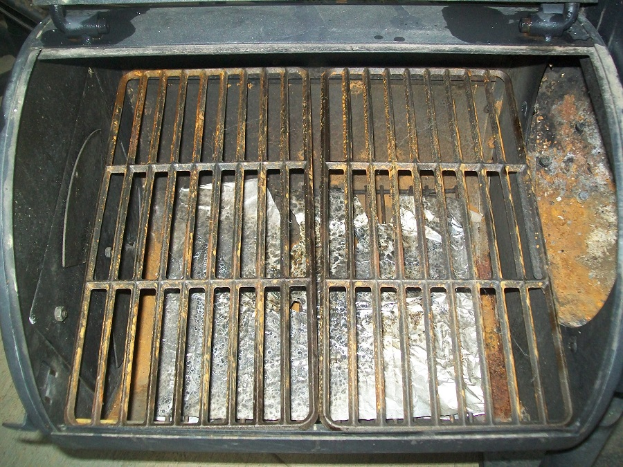 Cheap offset smoker upgrades - Grills and Smokers - The Hot